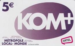 Reunion - Kertel - KOM+ - Reunion