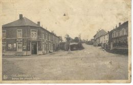 CUL-DES-SARTS : Bureau Des Douanes Belges - Cachet De La Poste 1940 - Cul-des-Sarts