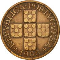 Portugal, 20 Centavos, 1966, TTB, Bronze, KM:584 - Portugal