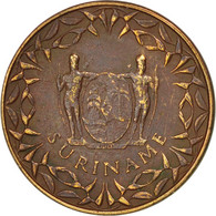 Surinam, Cent, 1966, TTB, Bronze, KM:11 - Surinam 1975 - ...