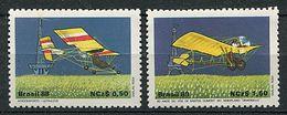Bresil ** N° 1925/1926 - Sports Aériens - - Unused Stamps