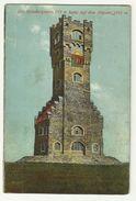 Praded Turm Altvatergebirge Altvater Habsburgwarte , Old Postcard - República Checa
