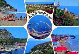San Felice Circeo - Latina - 98 - Formato Grande Viaggiata – E 2 - Latina