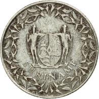 Surinam, 10 Cents, 1962, TTB, Copper-nickel, KM:13 - Surinam 1975 - ...