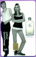 "Télécarte Canada °° BELL  5$   02-1998   "" Fragance For Man Or Woman ""   T  B  E - Canada"