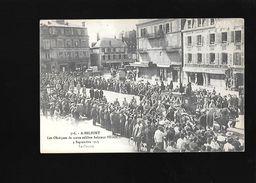 C.P.A. D OBSEQUES A BELFORT 90 - Belfort - Ville