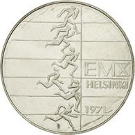 Finlande, 10 Markkaa, 1971, SUP, Argent, KM:52 - Finlande