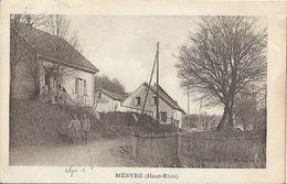 CPA Mésyré - France