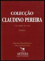 PORTUGAL, Colecção Claudino Pereira - 1853 : D.Maria