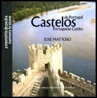 PORTUGAL, Castelos De Portugal, Edição Dos CTT - Livre De L'année