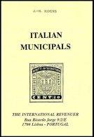 ITALY, Italian Municipals, By J. B. Moens - Fiscali