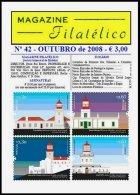 PORTUGAL, Magazine Filatélico By Paulo Barata, 1975/2013 - 1853 : D.Maria