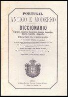 PORTUGAL, Portugal Antigo E Moderno, By Pinho Leal - Old Books