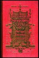 PORTUGAL, Diccionario Chorographico De Portugal Continental E Insular 1929-49, By Américo Costa - Boeken, Tijdschriften, Stripverhalen