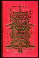 PORTUGAL, Diccionario Chorographico De Portugal Continental E Insular 1929-49, By Américo Costa - Old Books