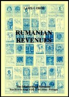 RUMANIA, Rumanian Revenues, By Lazló Erös - Timbres Fiscaux