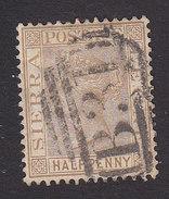 Sierra Leone, Scott #21, Used, Queen Victoria, Issued 1883 - Sierra Leone (...-1960)
