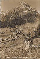 Autriche - Lech Am Arlberg - Cueillette Fleurs - Lech