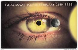 NETHERLANDS ANTILLES - Total Solar Eclipse, Antelecom Prepaid Card $5, Tirage 15000, Used - Antilles (Netherlands)