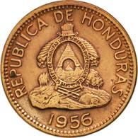 Honduras, 2 Centavos, 1956, Philadelphie, U.S.A., SUP, Bronze, KM:78 - Honduras