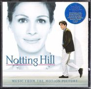 NOTTING HILL - MUSIC FROM THE MOTION PICTURE - ISLAND 1999 (CD SOUNDTRACKS) - Filmmusik