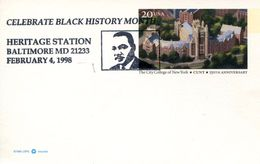 25042, U.s.a. Special Postmark 1998,  Martin Luther King Jr. - Martin Luther King