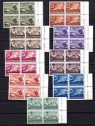 1946,  Moselle, Luxembourg, Vianden, PA 7 / 15** En #, Cote 52 €, - Airmail