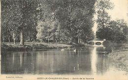 PIE 17-JM-6611 : JUSSY LE CHAUDRIER - France