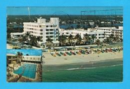 ** LAUDERDALE BEACH HÔTEL FORT LAUREDALE FLORIDA ** - Fort Lauderdale