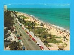 ** RECIFE - PE PRAIA DA BOA VIAGEM BOA VIAGEM BEACH ** - Recife