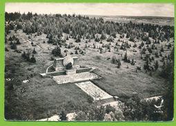 EN AVION AU-DESSUS DE...VERDUN - Monument Maginot Photo Véritable Circulé 1963 - Verdun