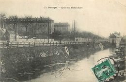 PIE 17-JM-6658 :  BOURGES. QUAI DES MARAICHERS - Bourges