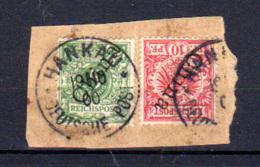 1897-00  Chine, Tp Allemagne Surchargé, 2 / 3 Ob - Chine