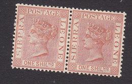 Sierra Leone, Scott #31, Mint Hinged, Queen Victoria, Issued 1883 - Sierra Leone (...-1960)