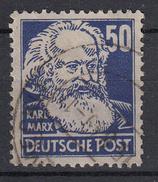 DDR - Michel - 1952 - Nr 337 - Gest/Obl/Us - DDR