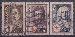 FINLANDIA 1936 Nº 186/88 USADO - Finlandia