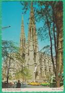 Etats Unis - New York City - ST Patrick's Cathedral - Églises