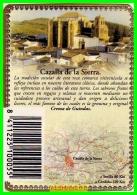 ETIQUETA  DE CAZALLA DE LA SIERRA - Etiquetas