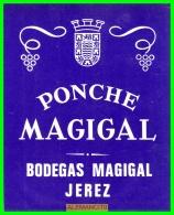 BODEGAS  MAGIGAL JEREZ DE LA FRONTERA - Etiquetas