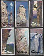 Altona /.Gartmann - Kakao Und Schokolade Fabrik / Serie 551 / 1-6 Komplett / Bergsport / Climbing - Sonstige