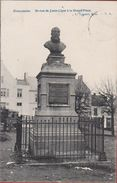 Overijse - Overyssche - Statue De Juste - Lipse à La Grand'Place - Lagaert Bruxelles 1907 - (In Zeer Goede Staat) - Overijse