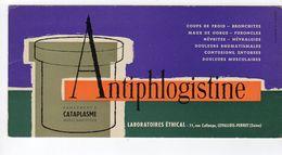 Sept17  79161     Buvard   Laboratoire   éthical   Levallois Perret - Produits Pharmaceutiques