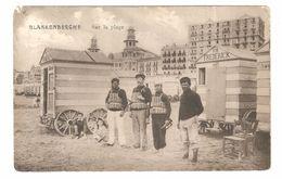 Blankenberge - Sur La Plage - Sauveteurs / Redders - 1919 - Blankenberge