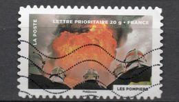 FRANCE 2012 - LE FEU OBLITERE - KlebeBriefmarken