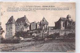 La Dordogne Pittoresque - Château De BIRON - Très Bon état - Autres Communes