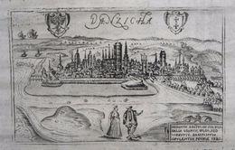 LASOR A VAREA (ALPHONSE), GDANSK DANZIG POLEN POLAND 1713 - Gouaches
