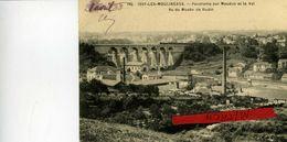 MEUDON- (Issy-les-Moulineaux) Panorama Sur Meudon Et Le Val Vue Du Musée Rodin - Meudon