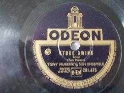78T - Le Paradis Perdu Et Etude Swing Par Tony Murena - 78 G - Dischi Per Fonografi