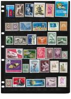 WORLDWIDE---Collection Of MINT NEVER HINGED DL-366 - Collections (without Album)