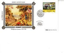 England Envelope FDC Benham Covers - 1981-1990 Decimal Issues